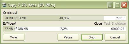 تحميل برنامج تسريع النسخ Tera Copy 2.12 Full أخر إصدار مجانا